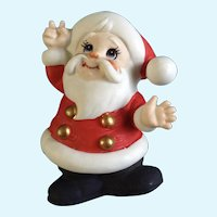 Christmas Lefton Santa Claus Night Light Japan Figurine