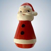 Vintage Santa Salt Shaker is Looking For Twin Brother Pepper Made in Japan