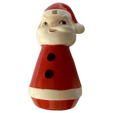 Vintage Santa Salt Shaker is Looking For Twin Brother Pepper Made in Japan