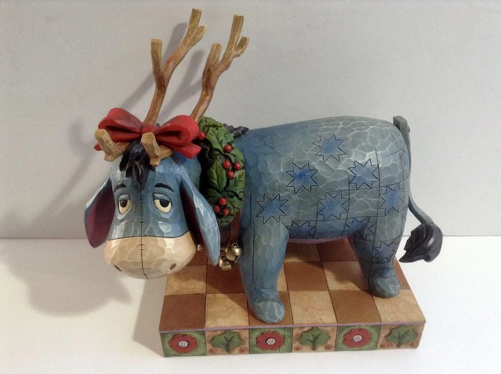 Jim shore collection retired disney traditions eeyore life of the