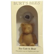 Burt's Bees Too Cute to Bear Bees Wax Candle Discontinued
