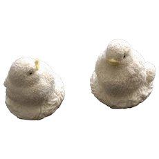 Department 56 Snow Babies Easter Chicks Bird Figurines 1994