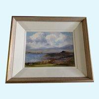 Patrick Kearney, Countryside Landscape Connemara Ireland Oil Painting