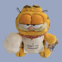 Garfield The Cat Mother's Day Plush Stuffed Animal