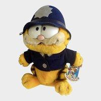 Garfield The Cat Policeman Bobby Flatfoot Plush Stuffed Animal