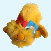 1981 Garfield The Cat Blow Dry Kitty Medium I'm Yours #03-4000 Plush Stuffed