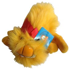 Garfield Cat Blow Dry Kitty Medium I'm Yours Plush Stuffed