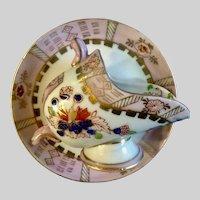 Sugar Cube Holder Bowl English Tea Porcelain Cup Saucer Set