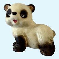 Vintage Lefton Panda Bear Animal Figurine Japan