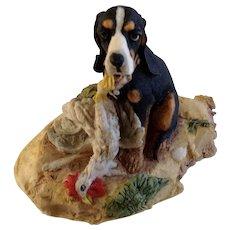 Lowell Davis First Offense Dog  RFD America Figurine Schmid