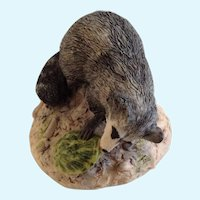Lowell Davis Raccoon RFD America Figurine Schmid