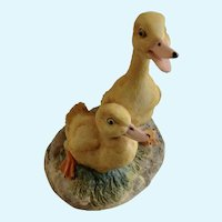 Lowell Davis Ducks Brothers RFD America Figurine Schmid