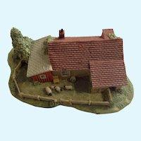 Lowell Davis Fox Fire Farm Goat Yard Studio Figurine Schmid