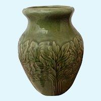 American Jardiniere Celery Stock Trees 26 Pottery Vase