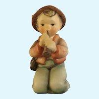 Little Tooter Hummel Goebel Figurine TMK-4 W Germany