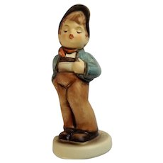 Vintage M. I. Hummel Goebel  #560 Lucky Fellow Collectors Club 1992/1993 TMK7 Porcelain Figurine Germany