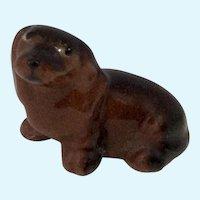 Hagen Renaker Schnapsie Jr. Dachshund Puppy Dog Figurine