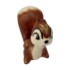 Vintage Robert Simmons Squirrel Single Salt or Pepper Shaker Replacement Ceramic Figurine