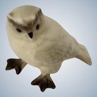 Hagen Renaker Mama Snowy Owl, #351 1957- 1958 and 1968-1980 Retired Bird Figurine