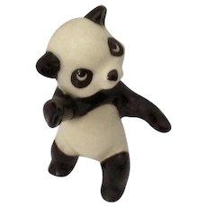 Hagen Renaker Panda on Two Legs #A-494 ('60s - '90s) Retired Bear Figurine