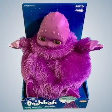 "Purple Boohbah Humbah Doll New in Box 10"" Silly Sounds Ragdoll's Jingbah Doll Playskool 2+"
