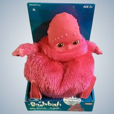 "Pink Boohbah Humbah Doll New in Box 10"" Silly Sounds Ragdoll's Jingbah Doll Playskool 2+"