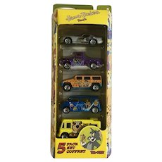 Hanna-Barbera Matchbox Die Cast Cars Yogi Bear Jetsons Flintstones Huckleberry Hound Tom & Jerry VW Ford GM 2004