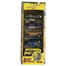 Hanna-Barbera Matchbox Die Cast Cars Tom & Jerry VW Ford GM