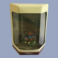 Disney's Tiny Kingdom Winnie the Pooh Roo Kangaroo Miniature Figurine NIB