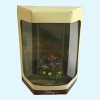 Disney's Tiny Kingdom Winnie the Pooh Roo Kangaroo Miniature Figurine NIB