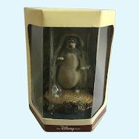 Disney's Tiny Kingdom Jungle Book Baloo Bear Miniature Figurines Retired New in Box