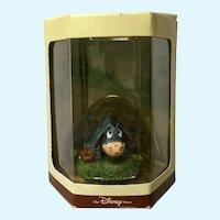 Disney's Tiny Kingdom Winnie the Pooh Eeyore Donkey Miniature Figurine Retired NIB