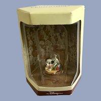 Disney's Tiny Kingdom 101 Dalmatians Luck Dog Miniature Figurine Retired New in Box