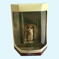 Disney's Tiny Kingdom Winnie the Pooh Owl Miniature Figurine NIB