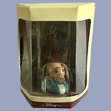 Disney's Tiny Kingdom Toy Story Hamm Pig Miniature Figurine Retired New in Box