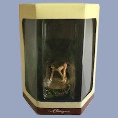 Disney's Tiny Kingdom Jungle Book Mowgli Boy Miniature Figurines Retired New in Box