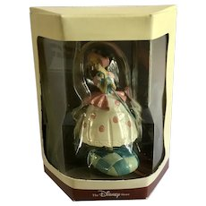 Disney's Tiny Kingdom Toy Story Bo Peep Girl Miniature Figurine Retired New in Box
