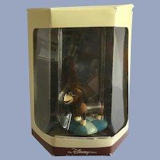 Disney's Tiny Kingdom Toy Story Slinky Dog Miniature Figurine Retired New in Box