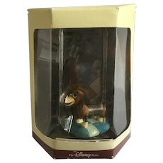 Disney's Tiny Kingdom Toy Story Slinky Dog Miniature Figurine Retired New in Box