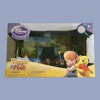 Disney Tigger & Pooh My Friends Musical Stage Figurines Exclusive NIB