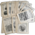 1963 Harper's Weekly Journal, 1863 Civil War Reissued Reprint Newspapers 6 months 26 Issues