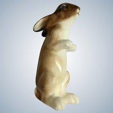 Royal Doulton Standing Hare Bunny Rabbit Figurine England #K38