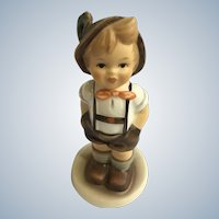 M I Hummel Goebel For Keeps #630 Jungbauer Little Farmer Boy Club Exclusive
