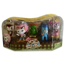 Disney Sheriff Callie's Wild West Nice & Friendly Figurine Pack NIB Collectable