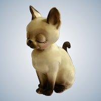 Siamese Cat, Josef Originals Rare Figurine 1971 Japan