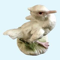 Cybis Duckling Baby Brother Duck Porcelain Figurine from Everhart Jewelers