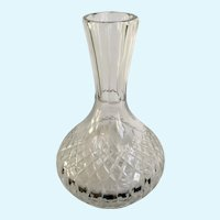 Clifden by Galway Crystal Carafe Glass 1978 - 1993