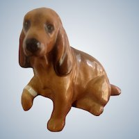 Royal Doulton Cocker Spaniel Dog K9 Porcelain Figurine Old Stamp K9 -7