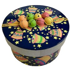 Gorgeous Christmas Jingle Bell Box Lush Made in Canada