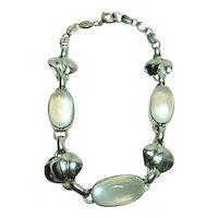 Vintage Moonstone Bracelet